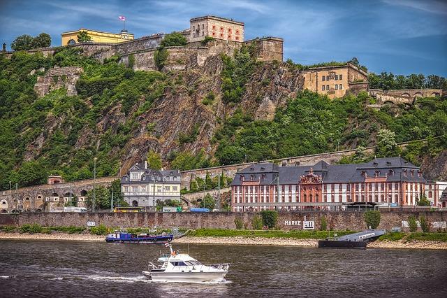 Danube and Rhine River Cruise