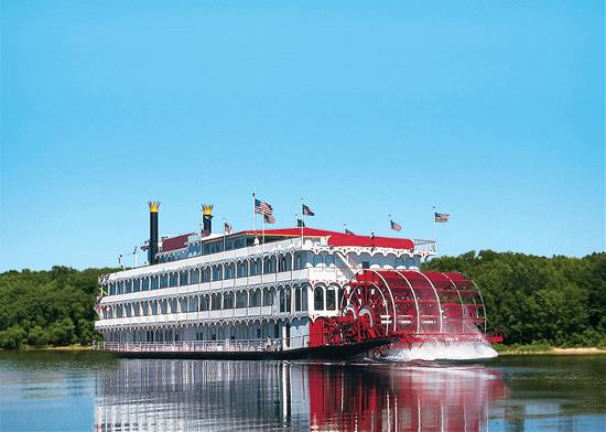St. Louis to St. Paul Cruise - Upper Mississippi River