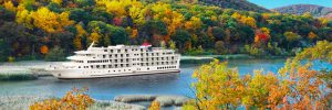 Fall Cruise in New York - Hudson River