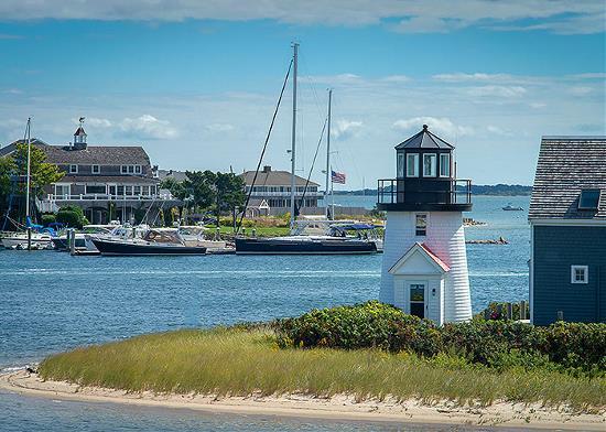 Cape Cod Cruise - Boston to Newport