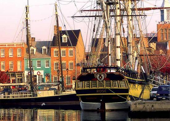 American Revolution cruise