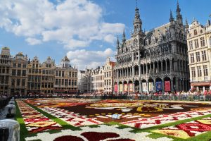 Amsterdam to Brussels - Best of Holland & Belgium