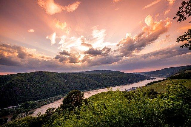Rhine River Cruise – Rhine in Flames
