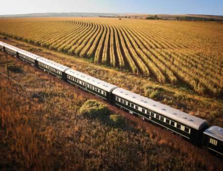 Rivers & Rails of Africa Cruise
