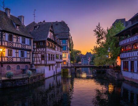 Rhine River Cruise Europe - Rhine Castles and Swiss Alps