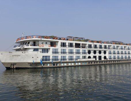 Ms Mayfair 4 Day Nile Cruise